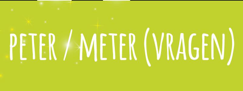Peter-meter-(vragen)