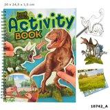 Dino-knutselboek