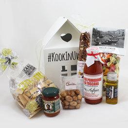 Kook in uw kot -box