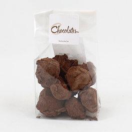 Cacao truffels