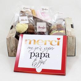 Merci pakket - papa